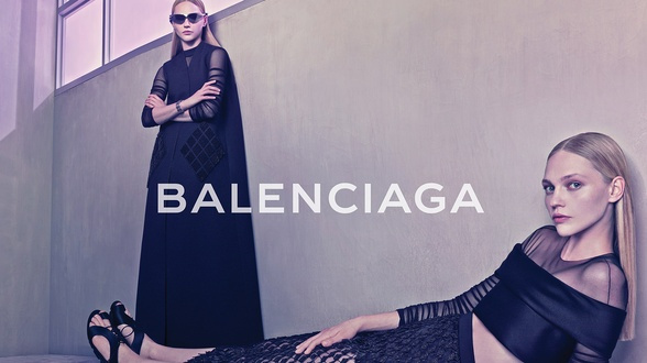 Campagne Balenciaga - Printemps/été 2015 - Photo 6