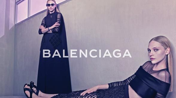Campagne Balenciaga - Printemps/été 2015 - Photo 6