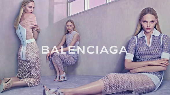 Campagne Balenciaga - Printemps/été 2015 - Photo 7