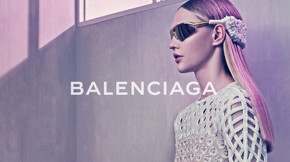 Campagne Balenciaga - Printemps/été 2015 - Photo 8