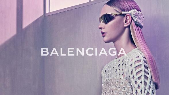 Campagne Balenciaga - Printemps/été 2015 - Photo 8