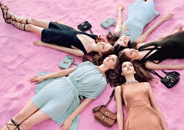 Campagne Valentino - Printemps/été 2015 - Photo 3