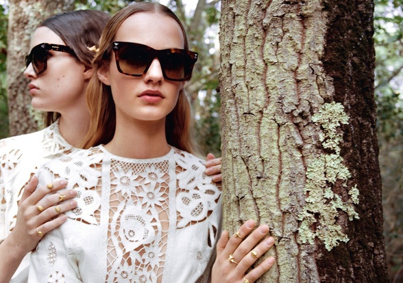 Campagne Valentino - Printemps/été 2015 - Photo 6