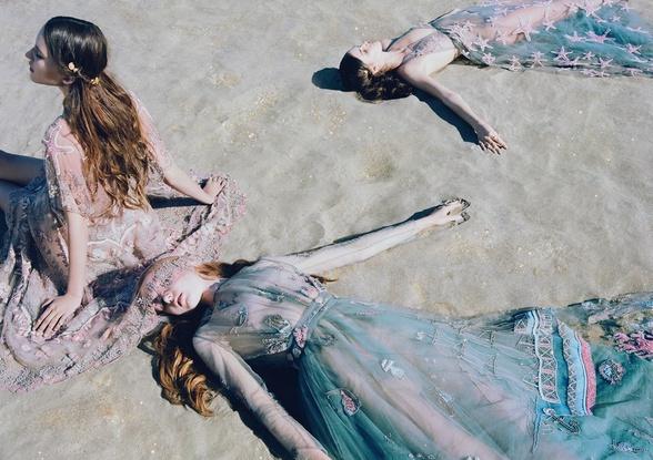 Campagne Valentino - Printemps/été 2015 - Photo 8