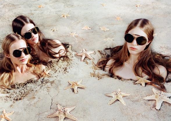 Campagne Valentino - Printemps/été 2015 - Photo 9