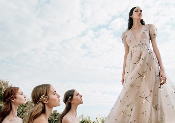 Campagne Valentino - Printemps/été 2015 - Photo 10