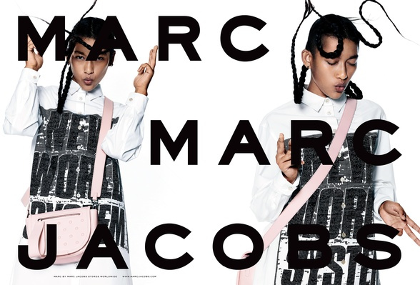 Campagne Marc by Marc Jacobs - Printemps/été 2015 - Photo 1