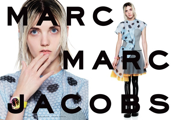 Campagne Marc by Marc Jacobs - Printemps/�t� 2015 - Photo 2
