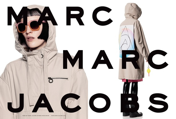 Campagne Marc by Marc Jacobs - Printemps/�t� 2015 - Photo 3