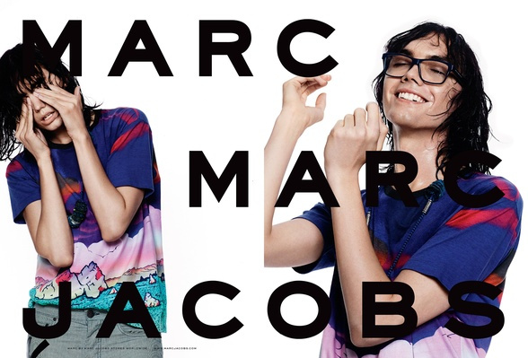 Campagne Marc by Marc Jacobs - Printemps/�t� 2015 - Photo 5