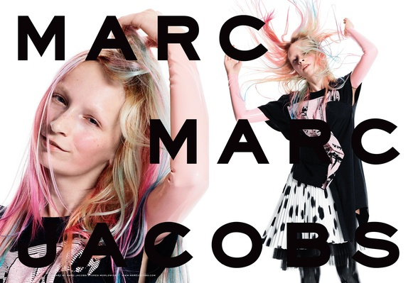 Campagne Marc by Marc Jacobs - Printemps/�t� 2015 - Photo 6