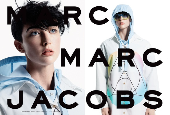 Campagne Marc by Marc Jacobs - Printemps/�t� 2015 - Photo 8