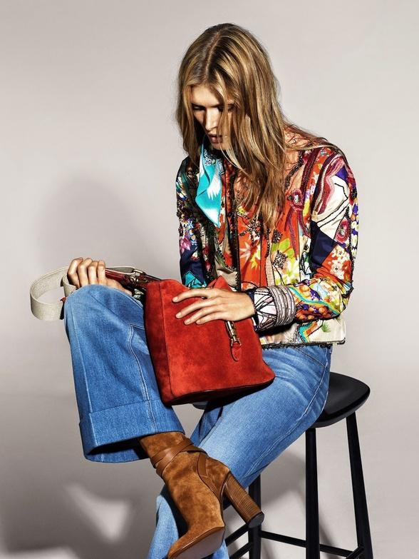 Campagne Gucci - Printemps/été 2015 - Photo 2