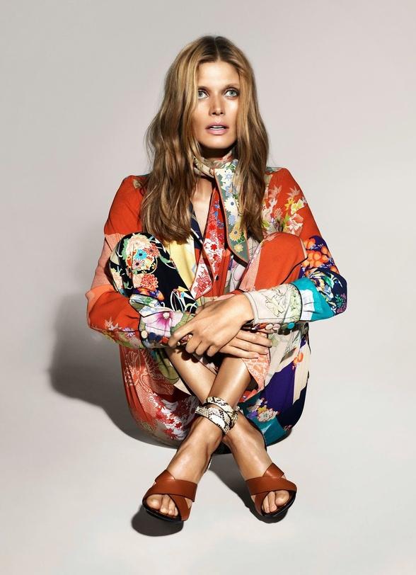 Campagne Gucci - Printemps/été 2015 - Photo 4