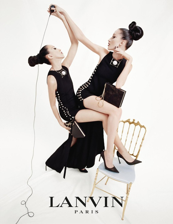 Campagne Lanvin - Printemps/�t� 2015 - Photo 3