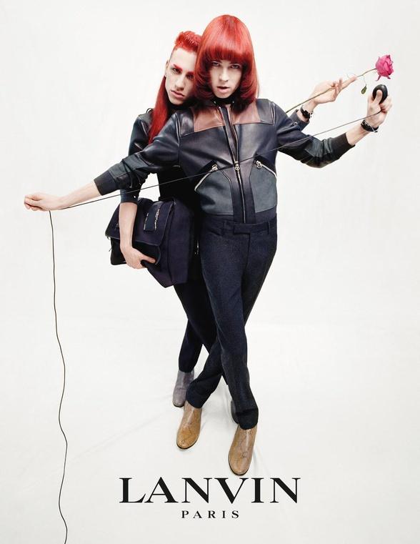 Campagne Lanvin - Printemps/�t� 2015 - Photo 5