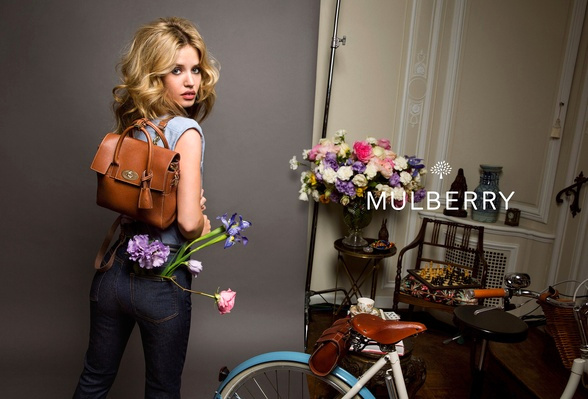Campagne Mulberry - Printemps/été 2015 - Photo 1