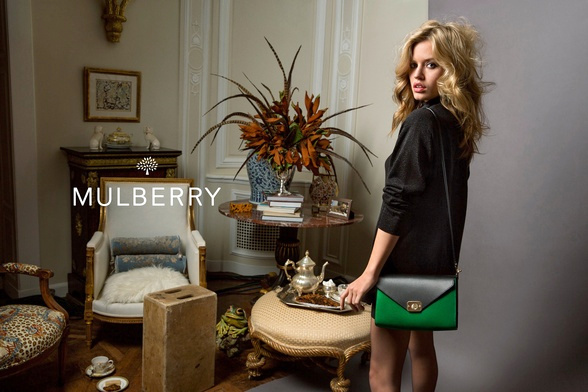 Campagne Mulberry - Printemps/été 2015 - Photo 2