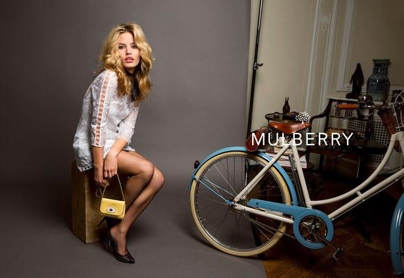Campagne Mulberry - Printemps/été 2015 - Photo 3