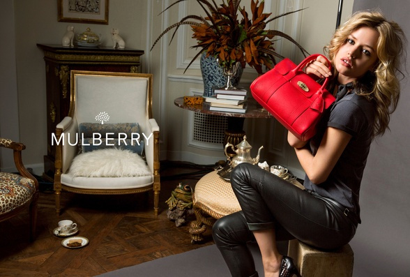Campagne Mulberry - Printemps/été 2015 - Photo 4