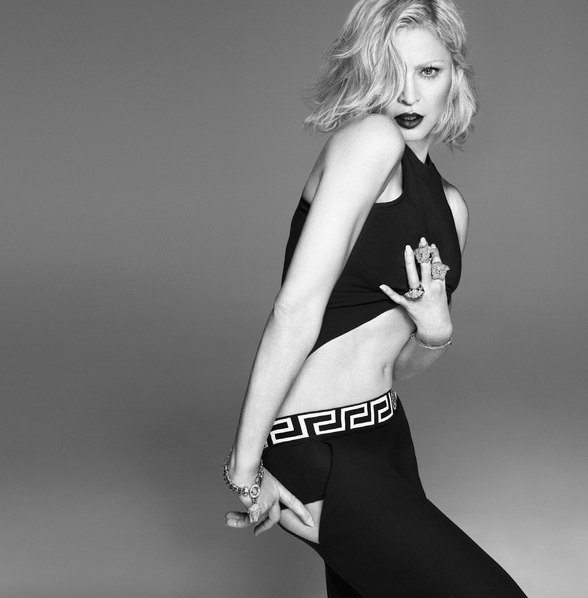 Campagne Versace - Printemps/�t� 2015 - Photo 5