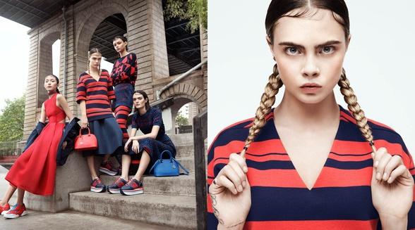 Campagne DKNY - Printemps/�t� 2015 - Photo 2