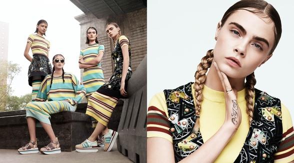 Campagne DKNY - Printemps/�t� 2015 - Photo 3