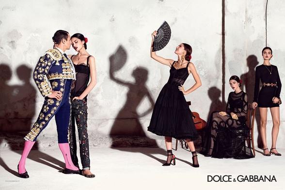 Campagne Dolce & Gabbana - Printemps/été 2015 - Photo 6