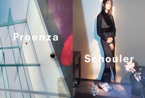 Campagne Proenza Schouler - Printemps/été 2015 - Photo 3