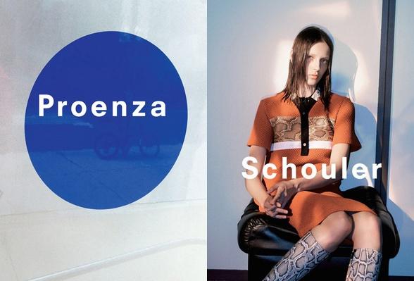 Campagne Proenza Schouler - Printemps/été 2015 - Photo 5
