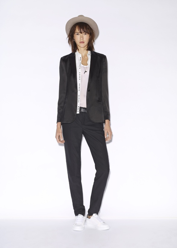 Collection Zadig & Voltaire - Printemps/été 2015 - Photo 1