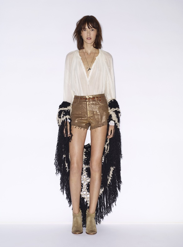 Collection Zadig & Voltaire - Printemps/été 2015 - Photo 4