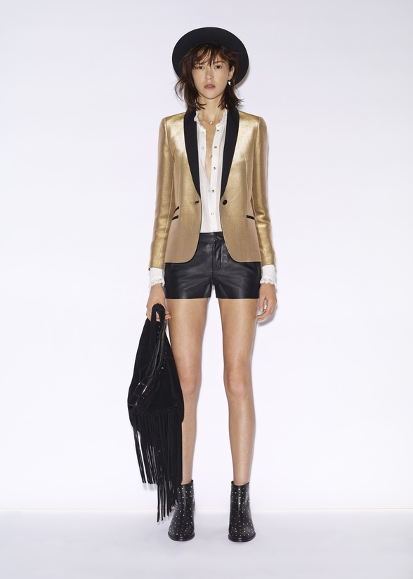 Collection Zadig & Voltaire - Printemps/été 2015 - Photo 8