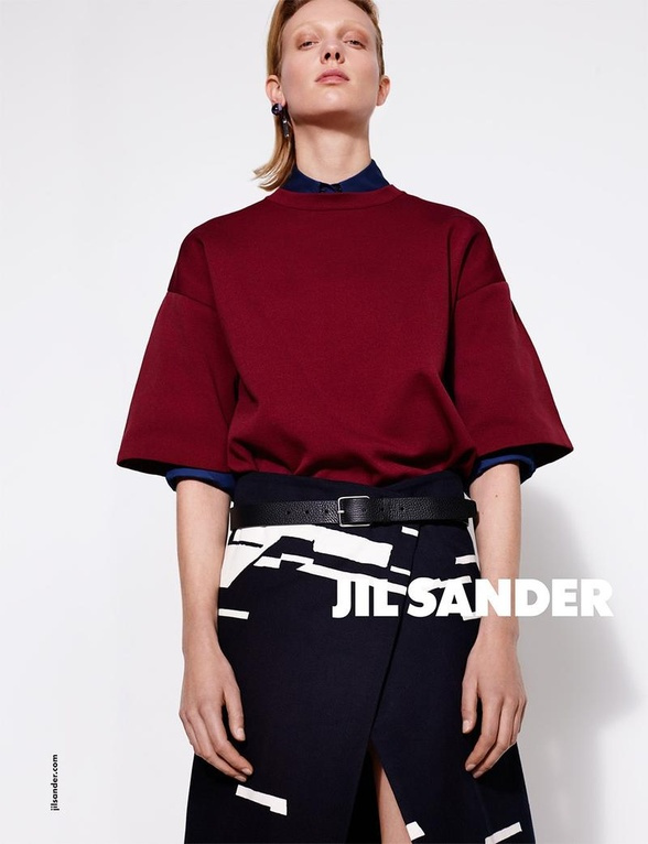 Campagne Jil Sander - Printemps/été 2015 - Photo 4