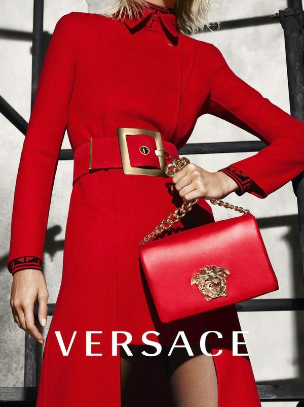 Campagne Versace - Automne/hiver 2015-2016 - Photo 2