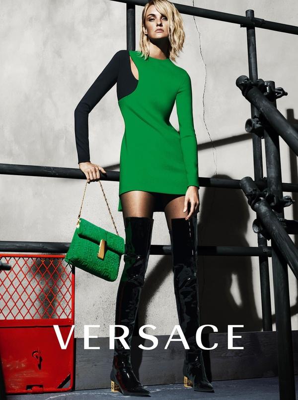 Campagne Versace - Automne/hiver 2015-2016 - Photo 3