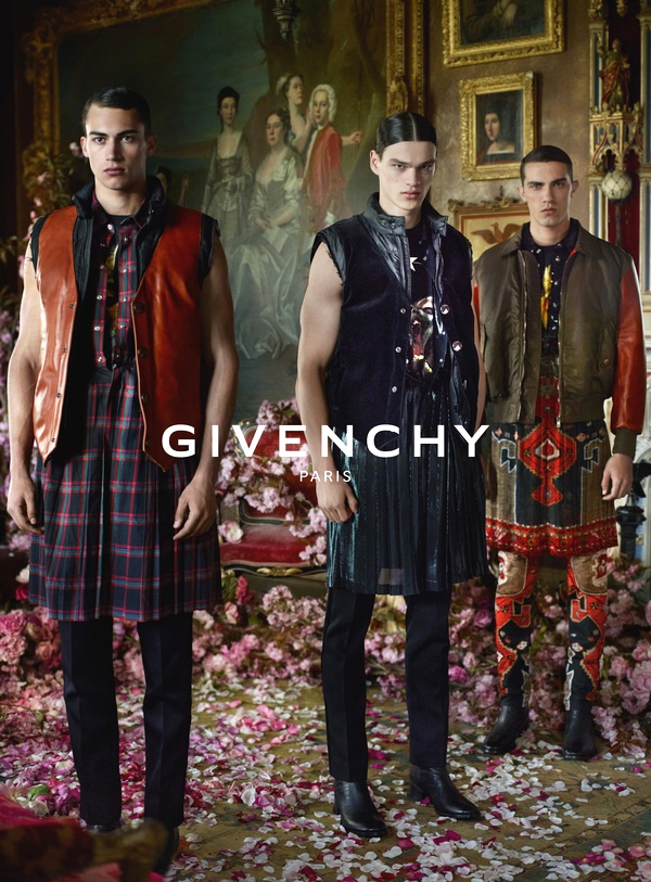 Campagne Givenchy - Automne/hiver 2015-2016 - Photo 2