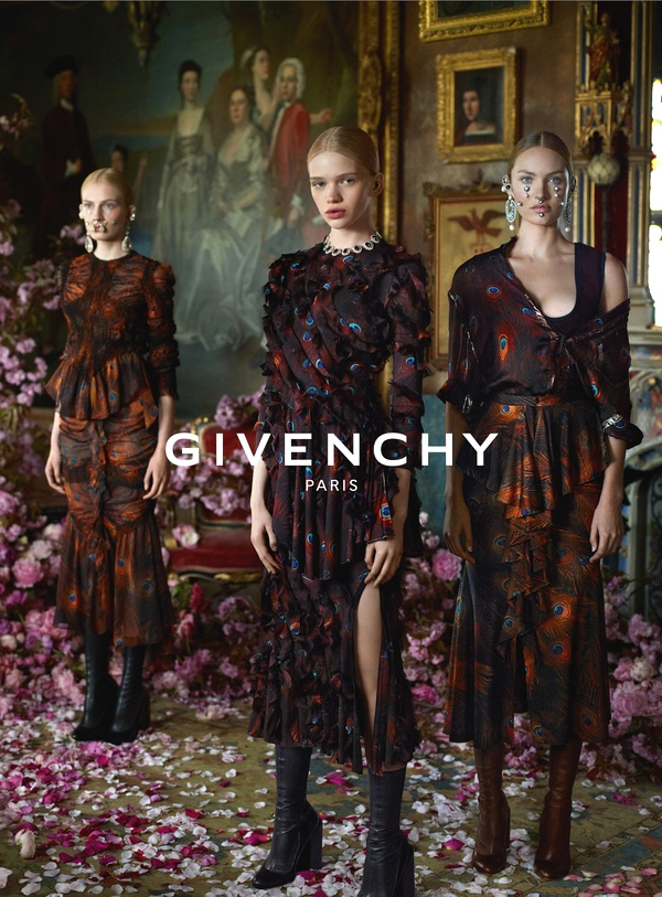 Campagne Givenchy - Automne/hiver 2015-2016 - Photo 3
