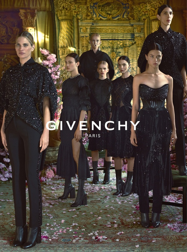 Campagne Givenchy - Automne/hiver 2015-2016 - Photo 4