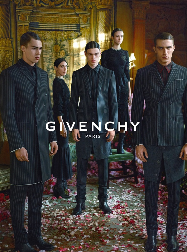 Campagne Givenchy - Automne/hiver 2015-2016 - Photo 5