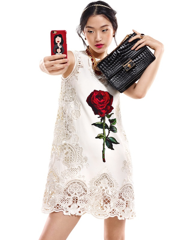 Campagne Dolce & Gabbana - Automne/hiver 2015-2016 - Photo 3