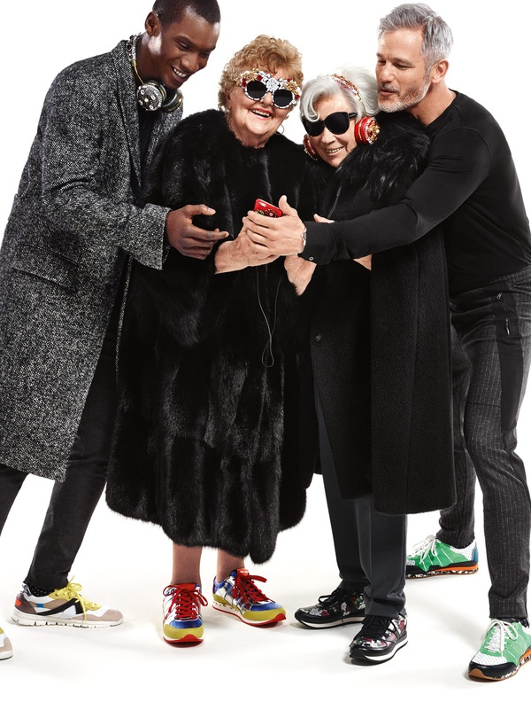 Campagne Dolce & Gabbana - Automne/hiver 2015-2016 - Photo 5