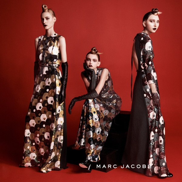Campagne Marc Jacobs - Automne/hiver 2015-2016 - Photo 1