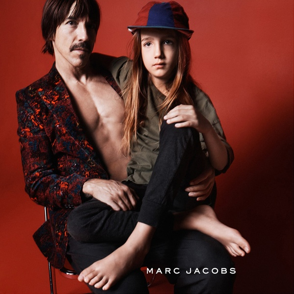 Campagne Marc Jacobs - Automne/hiver 2015-2016 - Photo 3