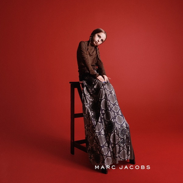 Campagne Marc Jacobs - Automne/hiver 2015-2016 - Photo 4