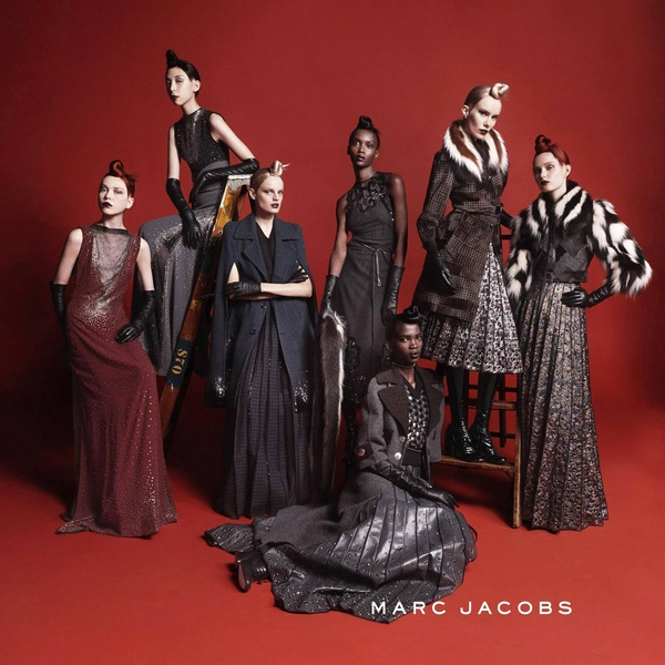 Campagne Marc Jacobs - Automne/hiver 2015-2016 - Photo 9