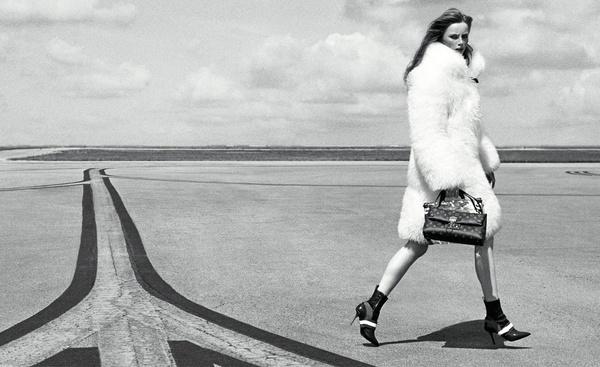 Campagne Louis Vuitton - Automne/hiver 2015-2016 - Photo 3