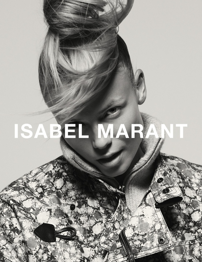 Campagne Isabel Marant - Automne/hiver 2015-2016 - Photo 1