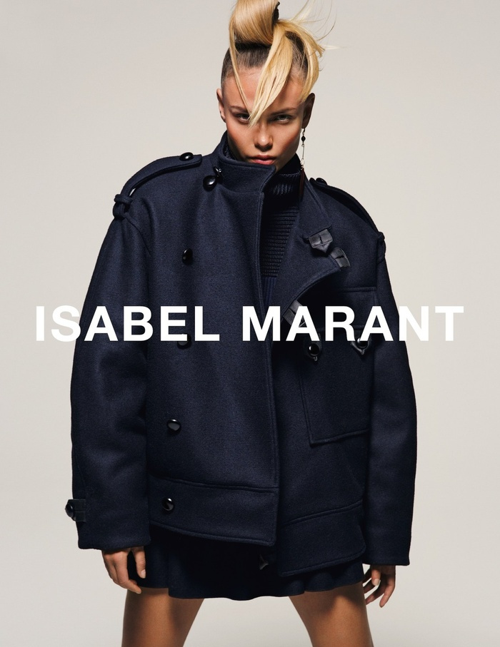 Campagne Isabel Marant - Automne/hiver 2015-2016 - Photo 2