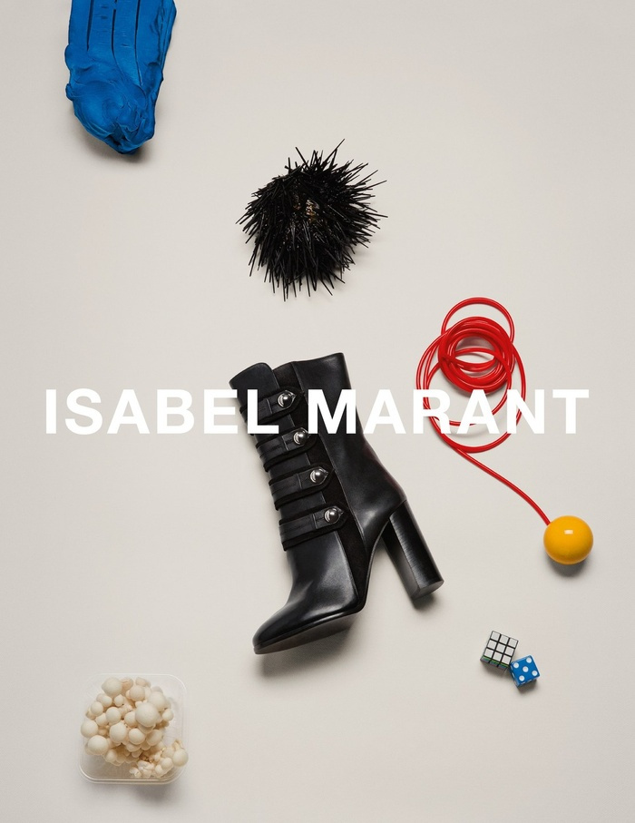 Campagne Isabel Marant - Automne/hiver 2015-2016 - Photo 6